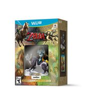 The Legend of Zelda: Twilight Princess HD with amiibo WiiU