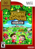 Nintendo Selects: Animal Crossing City Folk Wii