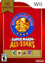 Nintendo Selects: Super Mario All Stars Wii
