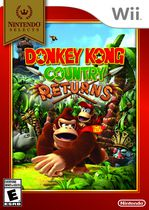 Jeu vidéo Nintendo Selects : Donkey Kong Country Returns Wii