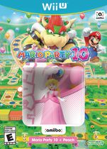 Mario Party 10 + Peach amiibo (Wii U)