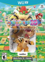 Mario Party 10 + Bowser amiibo (Wii U)