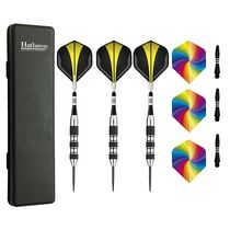 Hathaway The Tempest Steel Tip Darts - Pack of 3