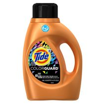 Tide HE Turbo Clean ColorGuard Liquid Laundry Detergent