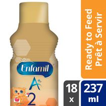 Enfamil A+ 2 Ready to Feed Milk Based Iron Fortified Infant Formula