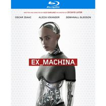 Ex Machina (Blu-ray) (Bilingual)