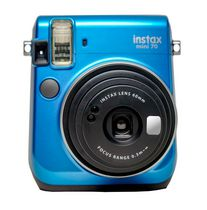 Fujifilm Instax Mini 70 Instant Camera Blue
