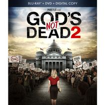 God's Not Dead 2 (Blu-ray + DVD + Digital Copy)