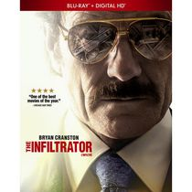 The Infiltrator (Blu-ray + Digital HD) (Bilingual)