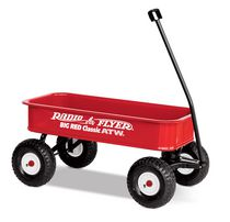 Radio Flyer Big Red Classic ATW