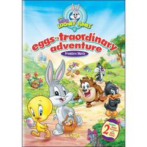 The Baby Looney Tunes' Eggs-traordinary Adventure: Premier Movie