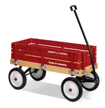 Radio Flyer Town & Country Wagon®