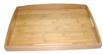 Counseltron Bamboo Serving Tray