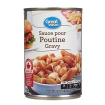 Great Value Poutine Sauce