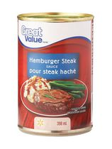 Great Value Hamburger Steak Sauce