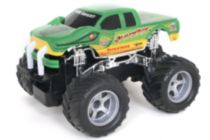 "7"" R/C Monster Extreme Assmt, FF - 4 Styles - Item Ships in Assorted Colours"