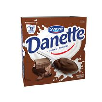 Danone Danette Chocolate Pudding