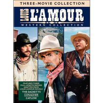 The Louis L'Amour Collection: Catlow / The Sacketts / Conagher