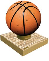 Mini Veilleuse Sky Globe Sportz Starlites Basketball™ de Cloud B