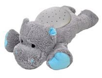 Veilleuse Hippopotame Twilight Cuddle Buddies™ de Cloud b