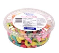 Great Value Gummy Neon Worms Candy