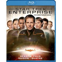 Star Trek: Enterprise - Saison : Quatre (Blu-ray) (Bilingue)