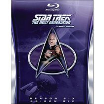 Star Trek: The Next Generation - Season Six (Blu-ray) (Bilingual)