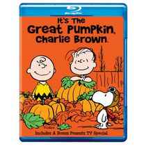 It's The Great Pumpkin, Charlie Brown (50th Anniversary Deluxe Edition) (Blu-ray)