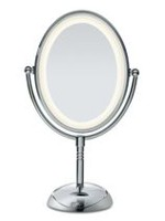 Danielle Magnifying Extendable Wall Mount Mirror Gold