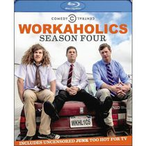Workaholics: Season Four (Blu-ray)