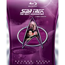 Star Trek: The Next Generation - Season 7 (Blu-ray) (Bilingual)