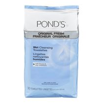 Pond's®  Vitamin E, Chamomile & Green Tea Cleansing & Makeup Removing Towelettes 30 Count