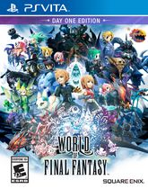 World of Final Fantasy PSV