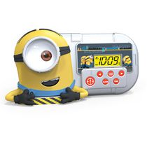 Despicable Me Minions Alarm Clock