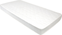 Mainstays White Innerspring Twin Coil Mattress, 6 po