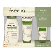 Aveeno Active Naturals Daily Care Gift Set