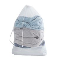 Mainstays Nylon Mesh Laundry Bag