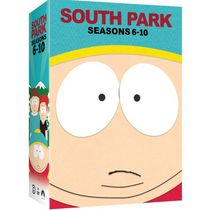 South Park: Seasons 6-10 (Walmart Exclusive)