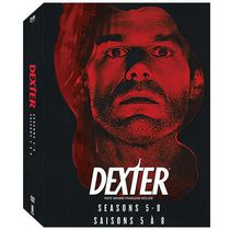 Dexter: Seasons 5 - 8 (Walmart Exclusive) (Bilingual)