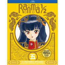Ranma 1/2: TV Series - Set 5 (Limited Edition) (Blu-ray)