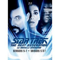 Star Trek: The Next Generation - The Complete Series (Blu-ray) (Bilingual)