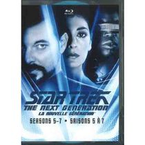 Star Trek: The Next Generation - Seasons 5-7 (Blu-ray) (Bilingual)