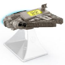 Star Wars Hero Vehicle Night Glow Alarm Clock