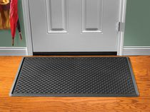 WeatherTech IndoorMat™ for Home and Business Black