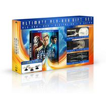 Star Trek Beyond (Blu-ray + DVD + Digital HD + 3 Ships) (Walmart Exclusive) (Bilingual) (Bonus Star Trek Tote with preorder while supplies last)