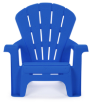 Little Tikes Chair - Blue