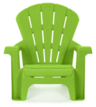 Little Tikes Chair - Green