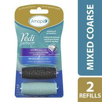 Amopé Pedi Perfect™ Diamond Crystals™ Roller Heads