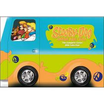 Scooby-Doo, Where Are You!: The Complete Series (With Mystery Machine Van Packaging)