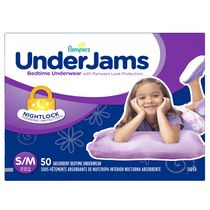 Pampers UnderJams Bedtime Underwear